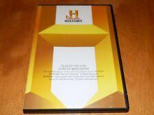 TALES OF THE GUN WINCHESTER Rifle Guns Firearm Firearms HISTORY CHANNEL Rare DVD