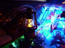 White Water Pinball ACTIVE LANTERN 'Flickering Flame' Mod Dracula, Indiana Jones