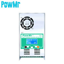 60A MPPT Solar Regulator Charge Controller DC12/24/36/48V Auto Max PV 190V LCD