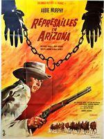 Plakat Kino Western Vergeltung Aus Arizona - 120 X 160 CM