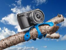 MIGGO SMALL MINI CAMERA TRIPOD FOR GOPRO, DIGITAL CAMERAS & IPHONE PICTAR GRIP