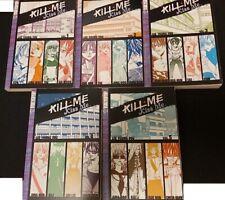Kill Me Kiss Me Manhwa Manga Volumes 1-5 English Tokyopop