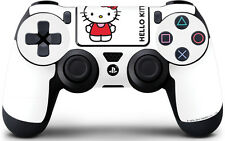 Hello Kitty Classic White Sony PlayStation 4 / PS4 DualShock4 Controller Skin