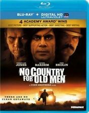 No Country for Old Men 0031398134848 With Woody Harrelson Blu-ray Region a