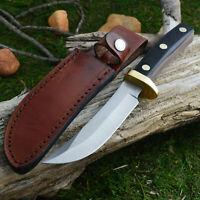 Schrade Old Timer Woodsman Upswept Blade Fixed Blade Hunting Knife 165OT