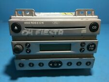2004 Ford Fiesta 10R020451 Radio CD Player