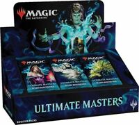 ULTIMATE MASTERS - BOOSTER BOX MTG Magic - SEALED English