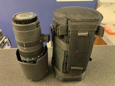 Sigma EX 100-300mm f/4 APO HSM DG EX IF Lens For Canon