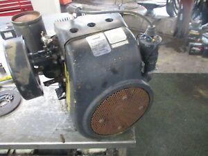 TORO 314 KOHLER 14HP GOOD RUNNING ENGINE MOTOR K321