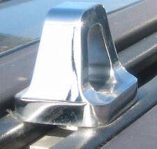 Hummer H3 Chrome Billet Aluminum Roof Rack Cargo Hooks