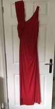 ARIELLA LONDON RED 'ENDRA' DRESS - SIZE 12 - BNWT £139
