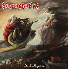 SACROPHOBIA - Dark Requiems - CD - DEATH METAL