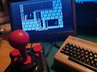 USB MEMORY X COMMODORE 64 THE C64 MINI MAXI +900 GAMES alphabetical+year order