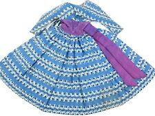 Vintage Barbie Doll #978 1961 Let'S Dance Dress Fashion