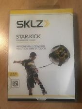 Star Kick Solo Soccer Trainer Boys Kids football soccer with elastic cord
