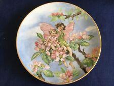 "Villeroy & Boch Flower Fairies Collection ""The Apple Blossom Fairy "" plate"