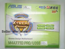 *BRAND NEW ASUS M4A77TD PRO/U3S6 Socket AM3 Motherboard AMD 770 USB 3.0