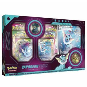 Preorder - Pokemon TCG - Vaporeon, Jolteon & Flareon VMAX Premium Collections