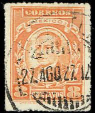 Scott # 666 - 1926 - ' Benito Juarez '