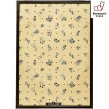 New Disney Wooden puzzle frame for  only 1000 piece brown F/S from Japan