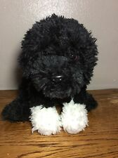 Webkinz Signature Portuguese Water Dog Ganz Plush Stuffed Animal