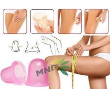 Anti Cellulite Massage Vacuum Cupping Cups Full Body Massage Kit Weight Loss