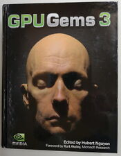 GPU Gems 3 - Programming Techniques - Hardback, V.Good Cond with un-opened DVD.