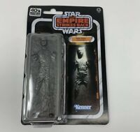 Star Wars The Black Series Han Solo (Carbonite) Figure EXCELLENT CONDITION!