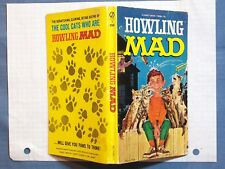 BOOK MAD MAGAZINE HOWLING MAD COOL CATS GIVE YOU PAWS TO THINK 451-T4986-075 SIG
