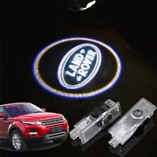 Car Door Projector Logo Light for Land Rover freelander 2 Discovery 4 Evoque Ran