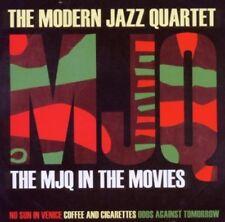 Modern Jazz Quartet - The Mjq in the Movies CD NEU OVP