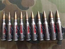 Rare Vintage 7.62x51 NATO MF61 Dummy Inert Practice Training Drill Round