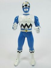 Power Rangers Lost Galaxy BLUE RANGER Bandai Action Figure