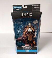 "Marvel Legends Lady Thor - Thor Ragnarok 6"" figure *No* Baf Gladiator Hulk"