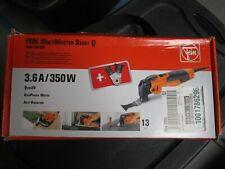 FEIN FMM350QSL MultiMaster Start Q BRAND NEW