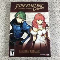 Fire Emblem Echoes: Shadows of Valentia - Limited Edition (Nintendo 3DS) NEW