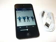 Apple iPod touch 4th Generation Black (16GB) - Bluetooth