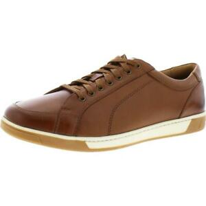Cole Haan Mens Berkley Leather Comfort Insole Fashion Sneakers Shoes BHFO 4189