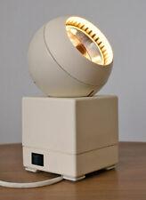 70er Design Tischlampe ° OSRAM 43601 °...Schlagheck Schultes Design