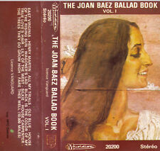 "K 7 AUDIO (TAPE) JOAN BAEZ  ""THE JOAN BAEZ BALLAD BOOK / VOL 1"""