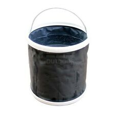 Foldable Water Bucket - 11L for Boating, Camping