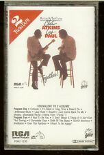 CHET ATKINS & LES PAUL TOGETHER Caravan Over The Rainbow Lazy River NEW CASSETTE