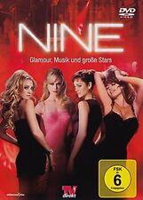 Nine ( 4x Oscar nom. Musik-Drama) von Rob Marshall mit Daniel Day-Lewis