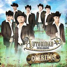 La Autoridad de la Sierra : Corridos CD