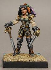 Maria Roseblade Reaper Miniatures Dark Heaven Legends Rogue Ranger Pirate Melee