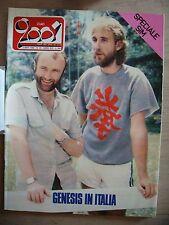 CIAO 2001 1982  N° 36  Genesis