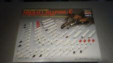 Hasegawa U.S. Aircraft Weapons C scala 1:48