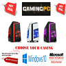 Ultra Fast Gaming PC Intel Core i5 SSD HDD 4-16 GB RAM GTX GFX Windows 10 WiFi