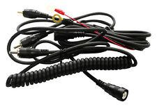 HJC Electric Snowmobile Shield Visor Power Cord Wire Sled Wiring Powercord Kit