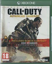 Xbox ONE Call of Duty Advanced Warfare Gold Edition BRAND NEW